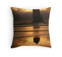 Piercing The Sky Throw Pillow