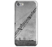 Abandoned Dragline iPhone Case/Skin