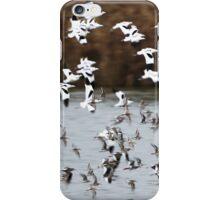 Orton Effect Waders iPhone Case/Skin