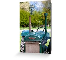 Fordson tractor Greeting Card