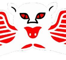 Golani Special Forces (Recon) Logo for Dark Colors Sticker