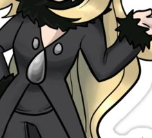 Pokemon - Cynthia Sticker Sticker