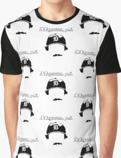 Magnum,p.i. Graphic T-Shirt