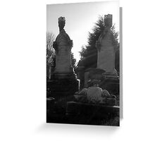 Old Cemetery,  St. Thomas, PA Greeting Card