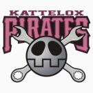 Kattelox Pirates - Bonne Pink by RType88