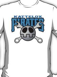 Kattelox Pirates - Volnutt Blue T-Shirt