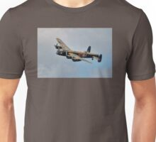 Battle of Britain Memorial Flight Lancaster Unisex T-Shirt