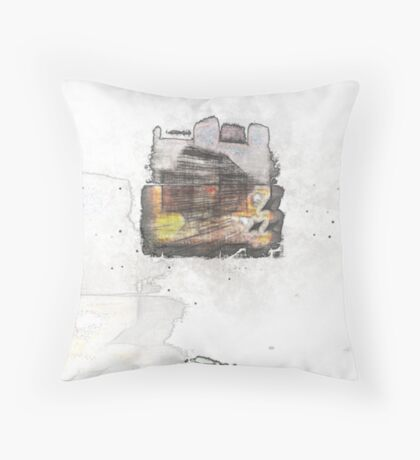 Forgiving Throw Pillow