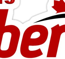 Liberal Party of Canada 2015 Logo Sticker