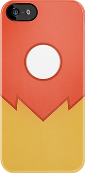IPHONE CASE - Iron Man by beauvoire