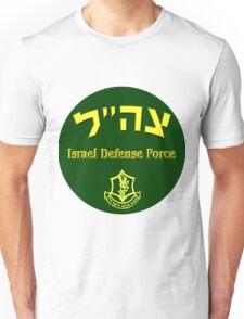 Israel Defense Forces Logo Unisex T-Shirt