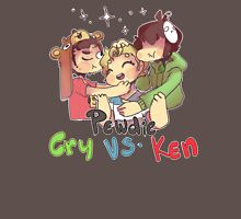 Pewdie - Cry Vs Ken Unisex T-Shirt
