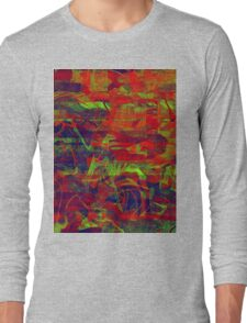 0231 Abstract Thought Long Sleeve T-Shirt