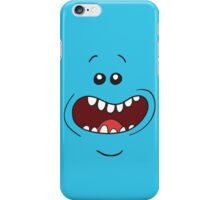 Mr. Meeseeks Rick and Morty iPhone Case/Skin