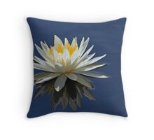 Oh' Lily Throw Pillow