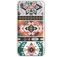 Aztec fashion tribal seamless pattern iPhone Case/Skin