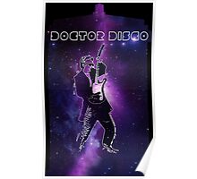 Doctor Disco! Poster