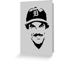 Thomas Magnum  Greeting Card