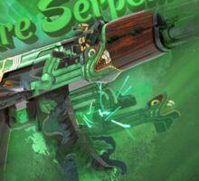 Ak-47 | Fire Serpent #2 Sticker