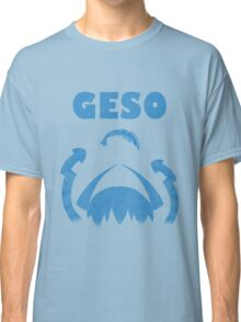 "GESO - ""Amity"" Blue version  Classic T-Shirt"