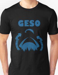 "GESO - ""Amity"" Blue version  T-Shirt"
