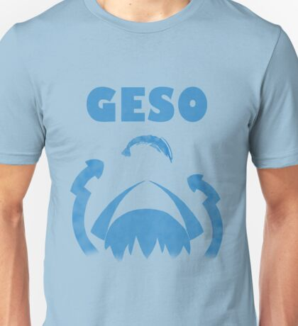 "GESO - ""Amity"" Blue version  Unisex T-Shirt"
