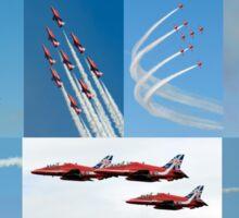 Red Arrows 2014 - 50 Display Seasons Sticker