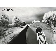 Invisible... Photographic Print