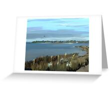 Beautiful West Prince Greeting Card