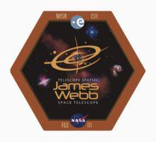 James Webb Space Telescope - NASA Program Logo Baby Tee