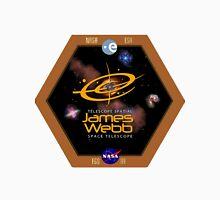 James Webb Space Telescope - NASA Program Logo Unisex T-Shirt