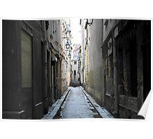 Rue De Nevers Poster