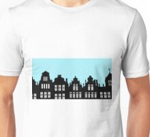 Brussels Grote Markt / Grand Place Unisex T-Shirt