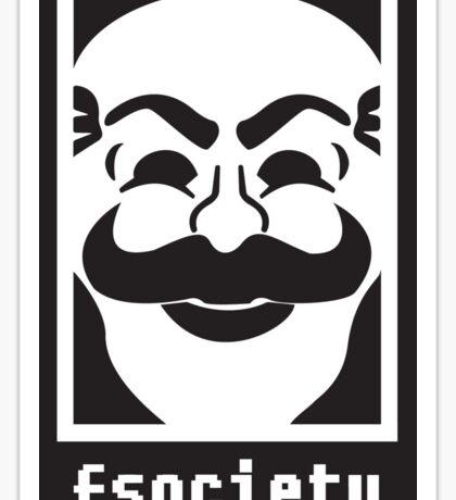 fsociety Sticker