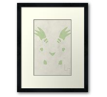 Terriermon Framed Print