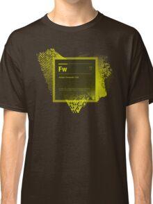 Fire Works CS6 Splash Screen Classic T-Shirt