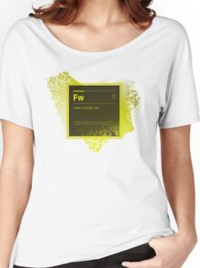Fire Works CS6 Splash Screen Women's Relaxed Fit T-Shirt