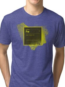 Fire Works CS6 Splash Screen Tri-blend T-Shirt