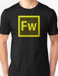Fire Works CS6 Logo T-Shirt