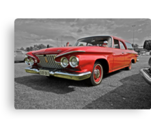Plymouth Deluxe Suburban Wagon Canvas Print