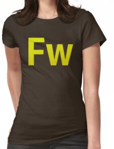Fire Works CS6 Letters T-Shirt