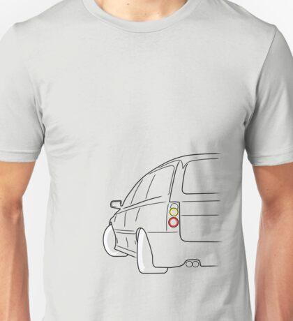Wagon #1 Unisex T-Shirt