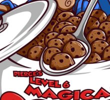 Level 6 Magical Cereal Sticker