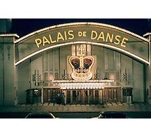 Palais de Dance St Kilda  19580301 0010  Photographic Print