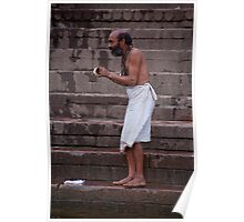 Ganges Clean Poster