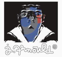 """"""" VISAGE DE JAK """"4 by JakArnould"""