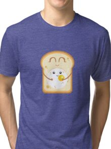 Hug the Egg Tri-blend T-Shirt