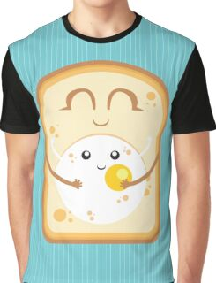 Hug the Egg Graphic T-Shirt