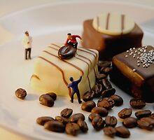 Cake decorators II by Louise Fahy