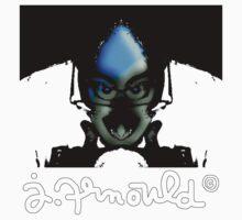 """"""" VISAGE DE JAK """"6 by JakArnould"""